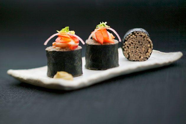 16 - Viva el sushi