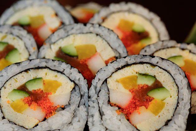 13 - California Roll, un sushi no autóctono